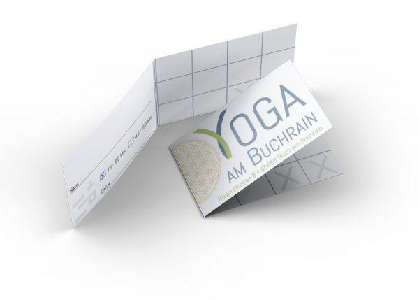 10er Karte, Yoga