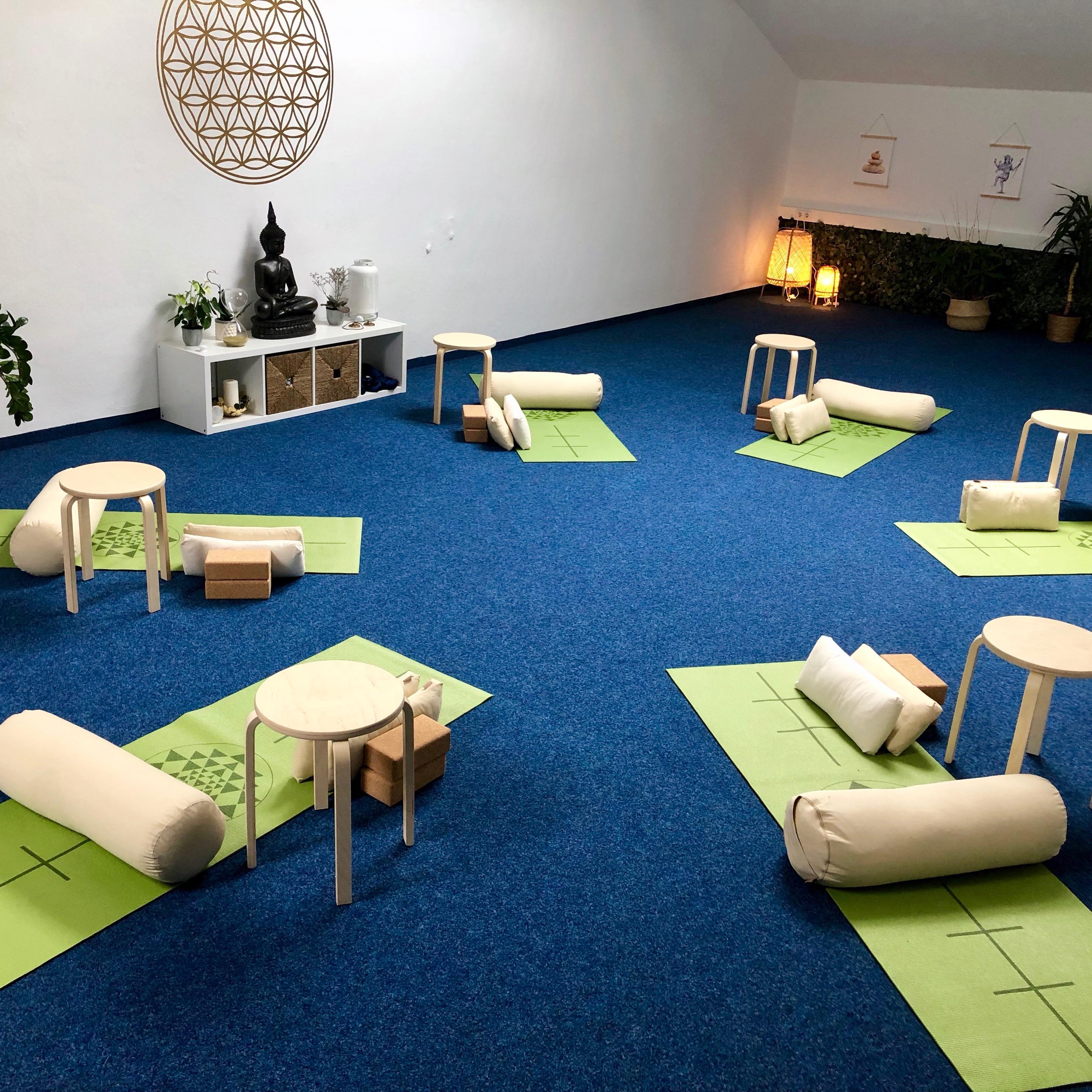 Arthrose Yoga