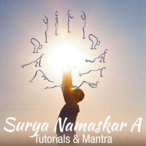 Surya Namaskar A